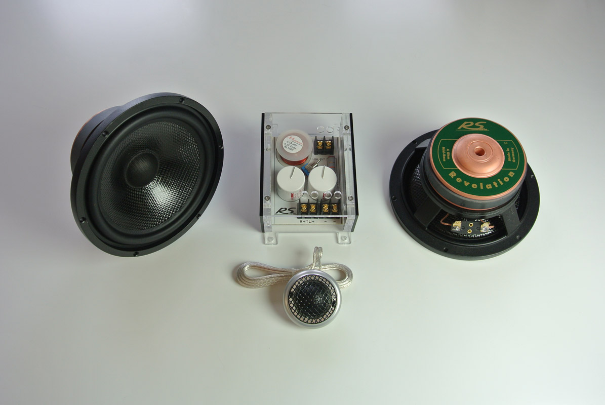 rs audio